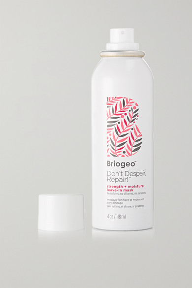 BRIOGEO DON'T DESPAIR, REPAIR! STRENGTH MOISTURE LEAVE-IN MASK, 118ML - COLORLESS