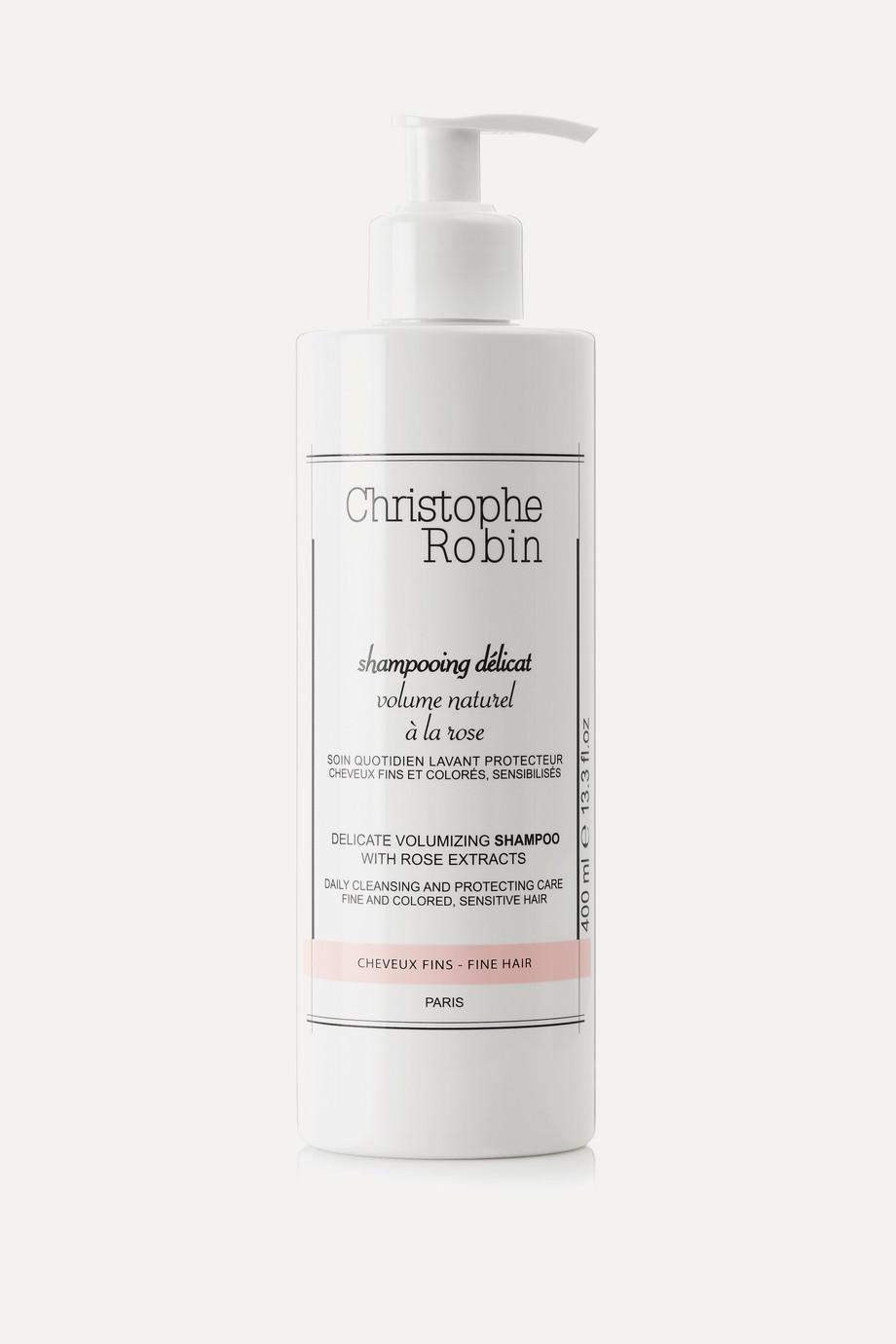 Christophe Robin Delicate Volumizing Shampoo, 400ml