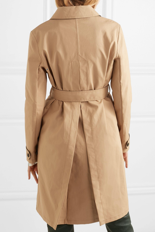 By Malene Birger Rainie cotton-gabardine trench coat