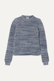 Hanso cotton-blend sweater