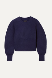 Isabel Marant Swinton ribbed cashmere sweater