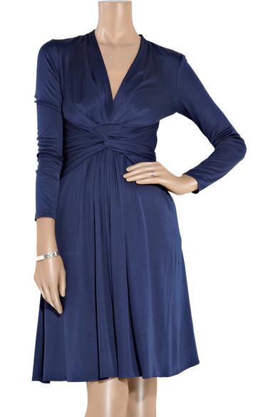 Issa   Royal Engagement silk-jersey dress   NET-A-PORTER.COM