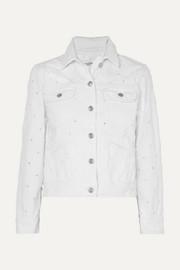 이자벨 마랑 에뚜왈 데님 자켓 Isabel Marant Etoile Lofty distressed denim jacket
