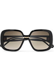 Givenchy Square-frame acetate sunglasses