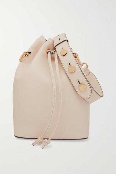 65b121095f7 Fendi   Mon Trésor large leather bucket bag   NET-A-PORTER.COM