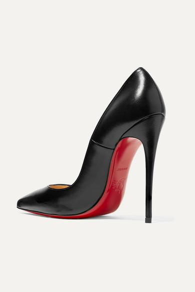 Christian Louboutin Pumps So Kate 120 leather pumps
