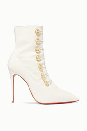 Liossima 100 patent-leather ankle boots