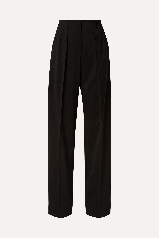 Max Mara Wool wide-leg pants