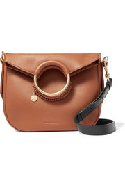 See By Chloé Monroe medium textured-leather tote