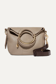 See By Chloé Monroe small textured-leather tote