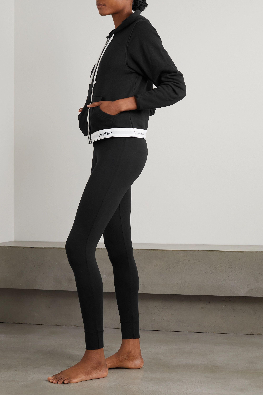Calvin Klein Underwear Modern 弹力棉质混纺紧身运动裤