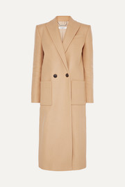 Givenchy Double-breasted wool-felt coat