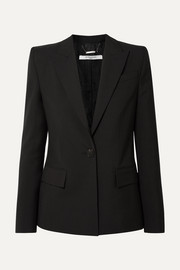 Givenchy Wool-crepe blazer