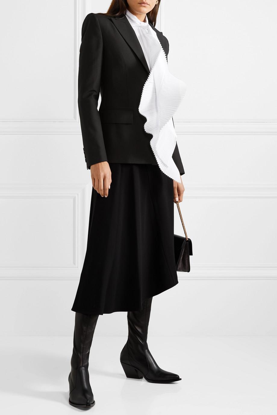 Givenchy Wool-crepe blazer