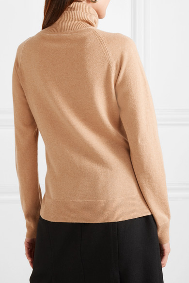 Givenchy Tops Embroidered cashmere turtleneck sweater