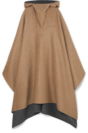 Givenchy Hooded cashmere poncho