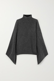 Givenchy Cashmere turtleneck poncho