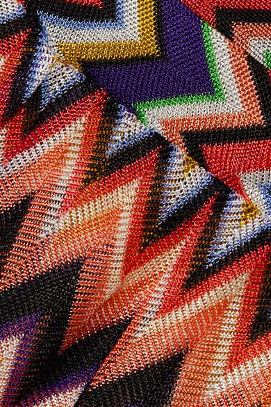 5a435b50d56c3 Missoni. Mare cropped crochet-knit wide-leg pants.  660. Zoom In