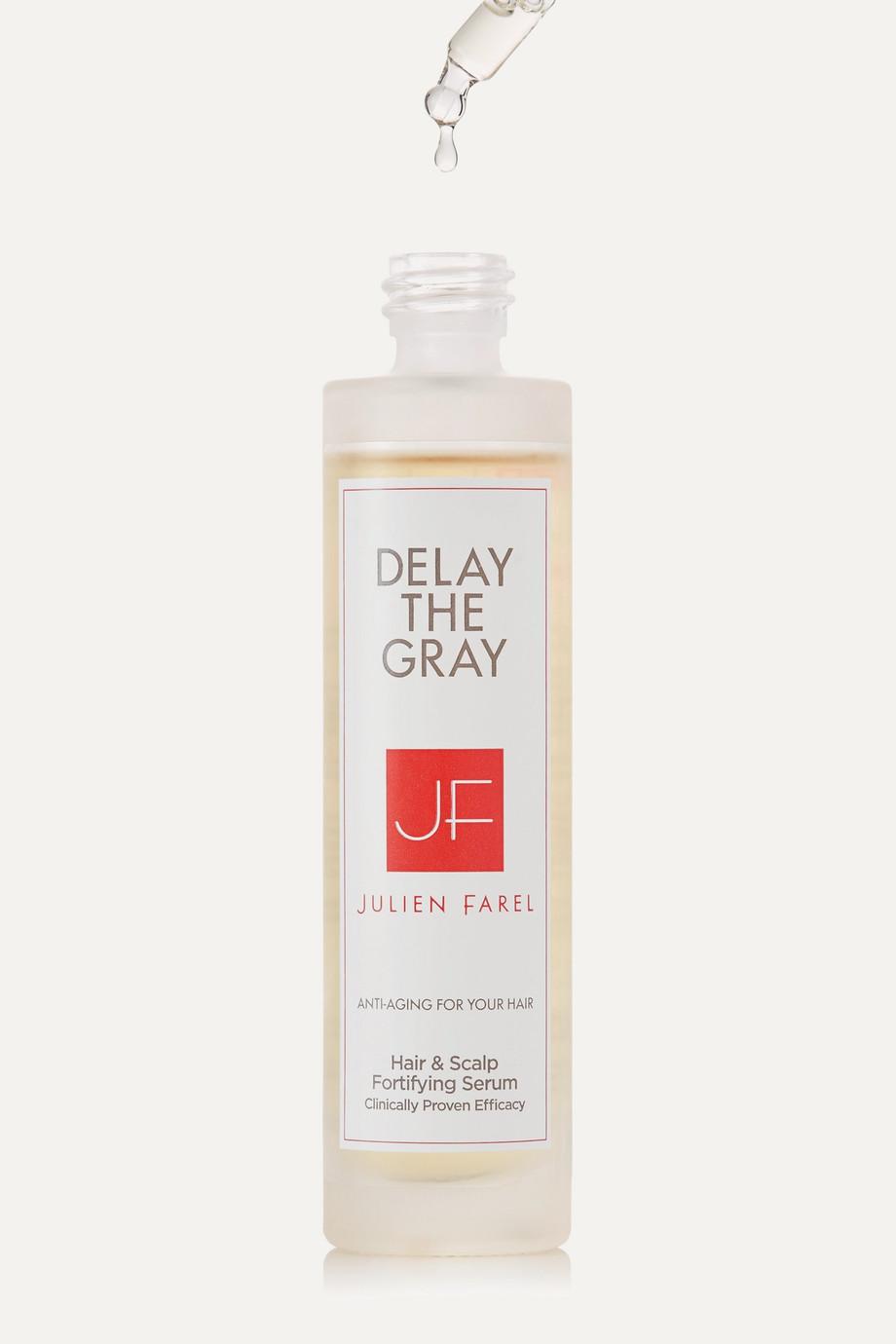 Julien Farel Sérum fortifiant cheveux et cuir chevelu Delay The Gray Hair, 50 ml