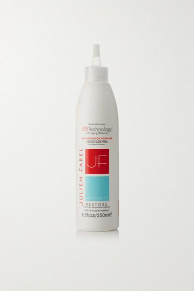 JULIEN FAREL HYDRATE RESTORE HAIR & SCALP TREATMENT, 250ML - COLORLESS