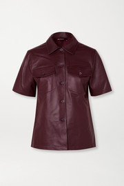 Sies Marjan Nico leather shirt
