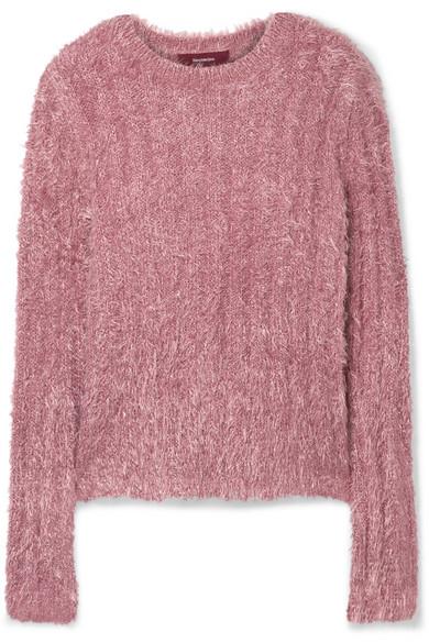 Margo Ribbed Lurex Sweater by Sies Marjan