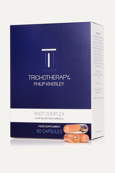 PHILIP KINGSLEY Root Complex (60 Capsules) - Colorless