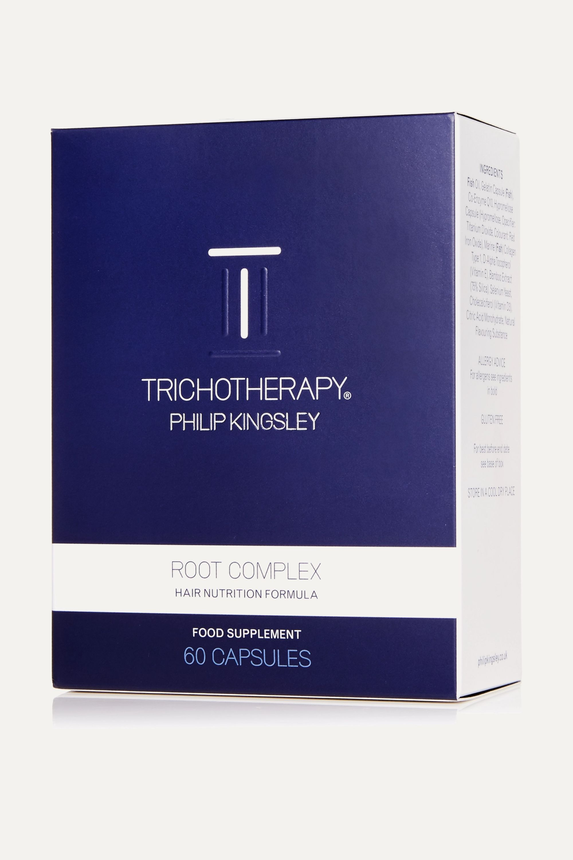 PHILIP KINGSLEY Root Complex (60 Capsules)