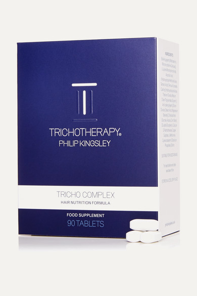 PHILIP KINGSLEY Tricho Complex (90 Tablets) - Colorless