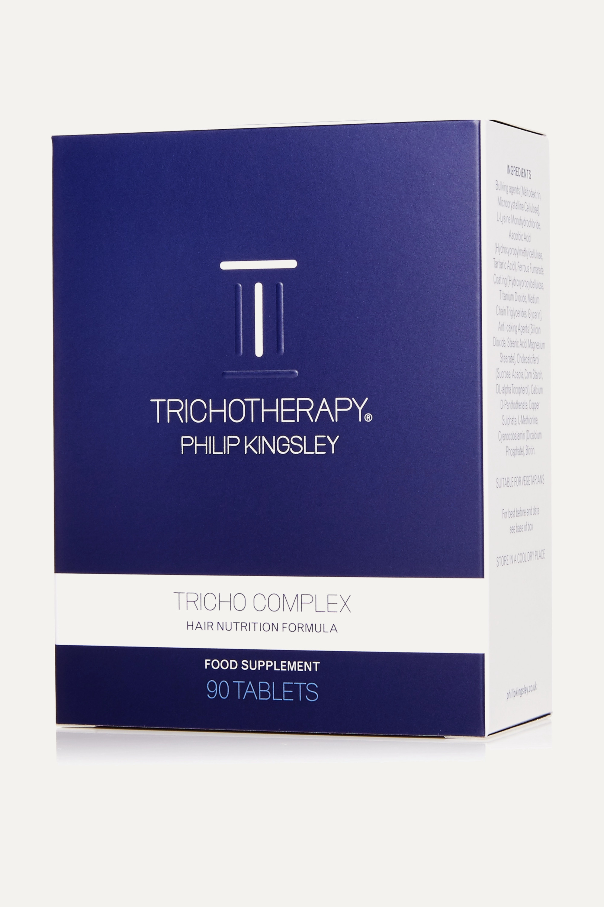 PHILIP KINGSLEY Tricho Complex (90 Tablets)