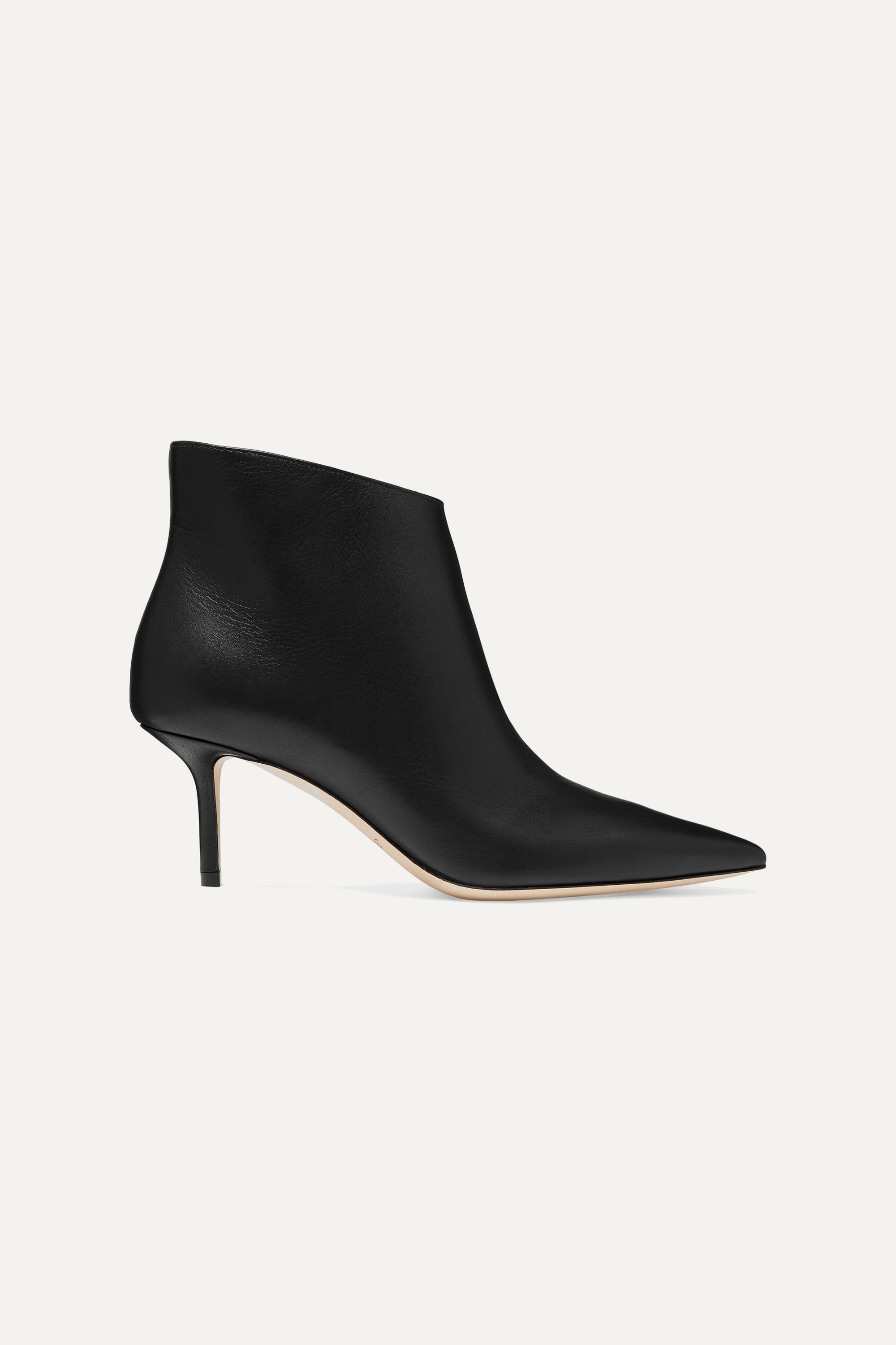 Jimmy Choo Bottines en cuir Marinda 65