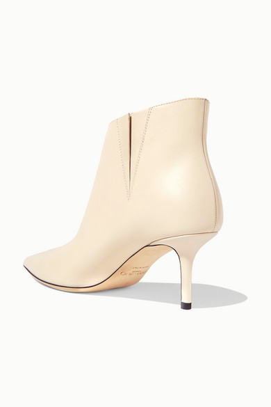 JIMMY CHOO Boots Marinda 65 leather ankle boots