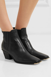 Mitzi 60 leather ankle boots