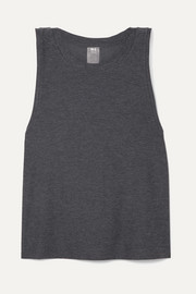 We Over Me The Foundation stretch-jersey tank