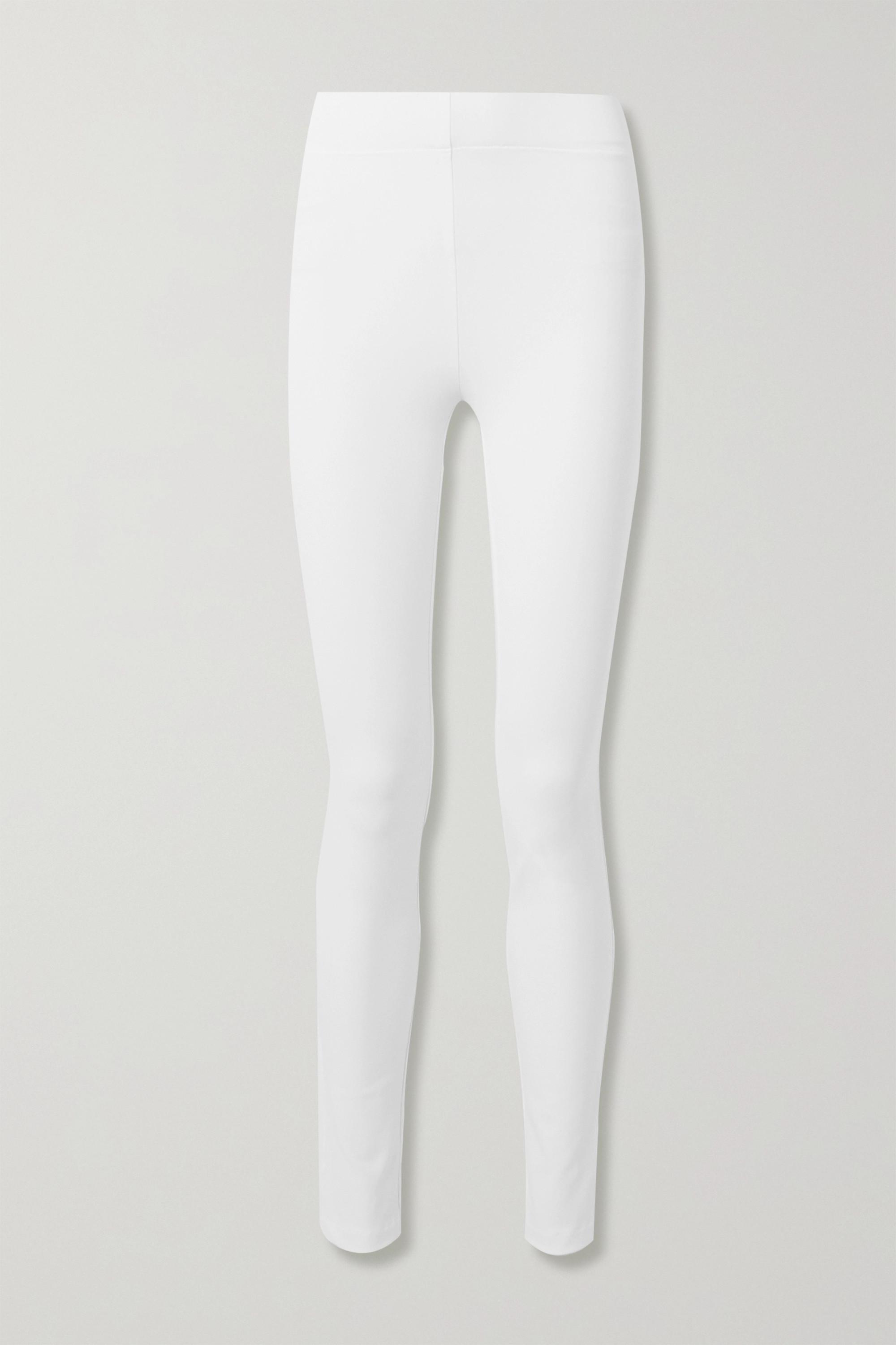 Joseph Stretch-gabardine leggings