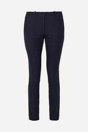 Joseph Pantalon slim en gabardine stretch New Eliston