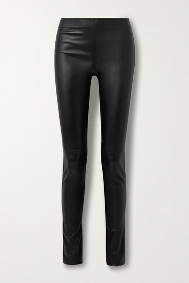 247bcc3bac4de1 Joseph Stretch-Leather Leggings   ModeSens