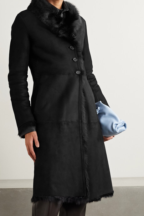 Luke shearling coat