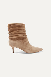 Cecile 55 suede ankle boots