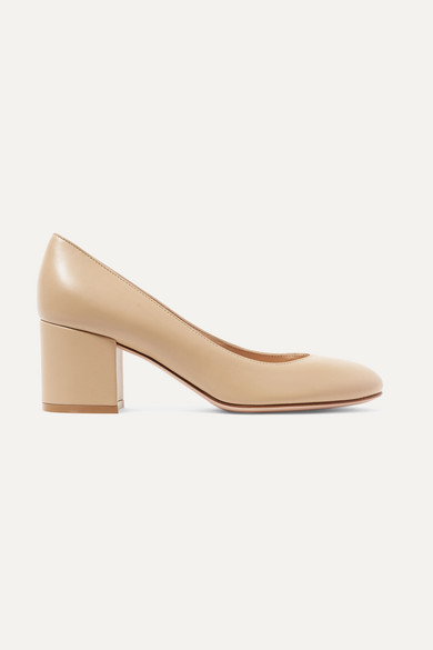 60 Leather Pumps by Gianvito Rossi