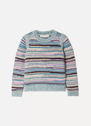 See By Chloé Striped knitted sweater