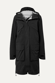 Seaboard hooded shell jacket