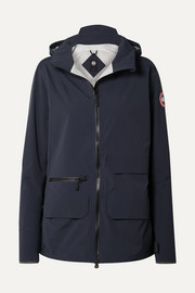 Pacifica hooded shell jacket