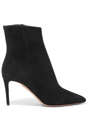 Alma 85 suede ankle boots