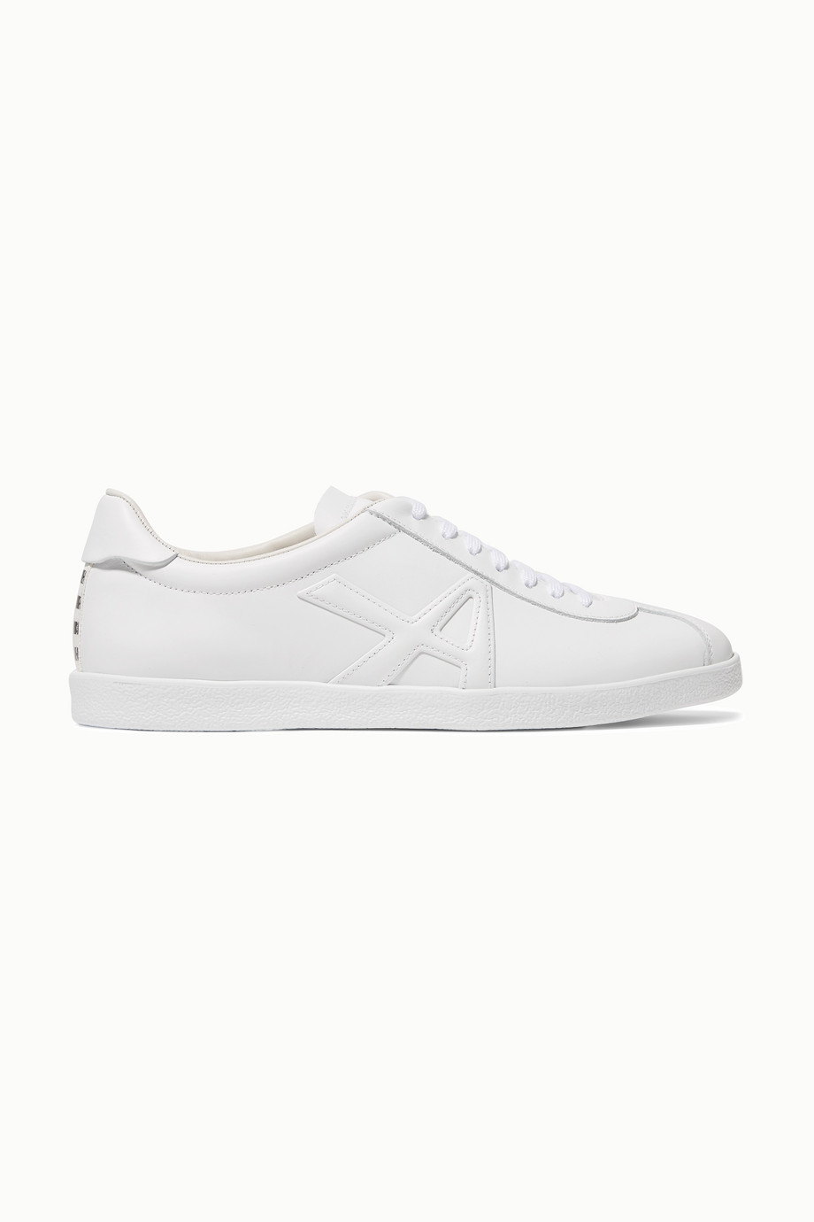 Aquazzura The A leather sneakers