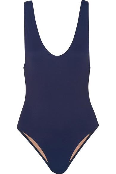 Violetta Swimsuit in Blue
