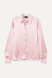 TOM FORD Satin shirt