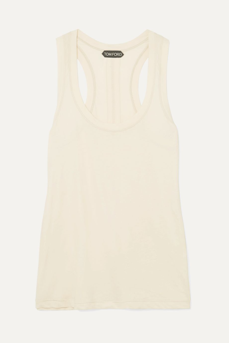 TOM FORD Cotton-jersey tank