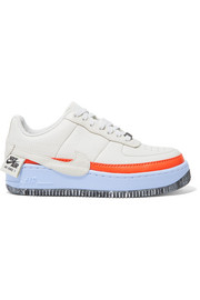 Air Force 1 Jester XX textured-leather sneakers
