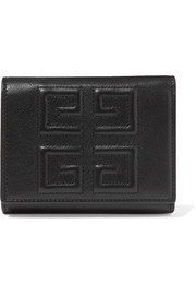 Givenchy Embossed textured-leather wallet